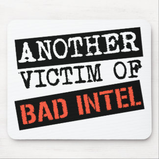 BAD INTEL Mousepad