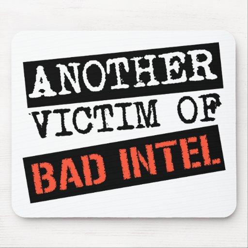 BAD INTEL Mousepad