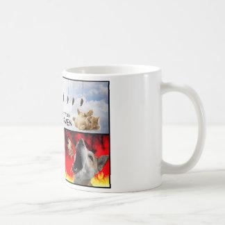Bad Kitties Coffee Mug