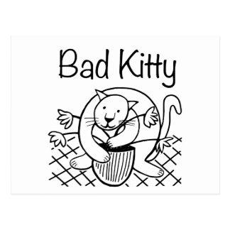 Bad Kitty 2 Postcard