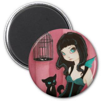 Bad Kitty - Fairy Magnet