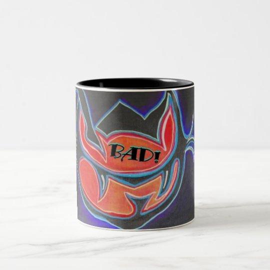 BAD! Kitty Mug