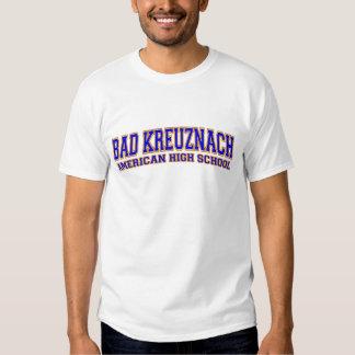 Bad Kreuznach American High School Tee Shirt
