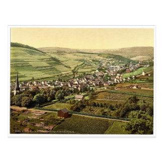 Bad Lengenschwalbach II., Wiesbaden, Hesse-Nassau, Postcard