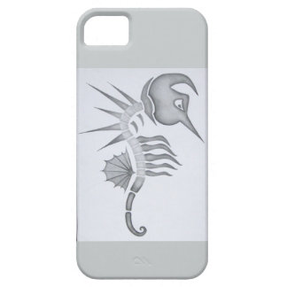 Bad Little Seahorse iPhone 5 Case