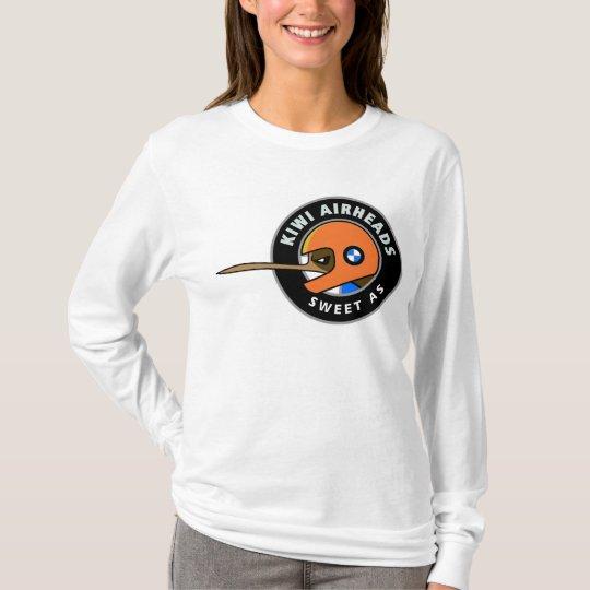 BAD logo Kiwi Airheads T-Shirt