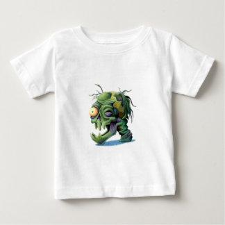 Bad Looking Green Head Baby T-Shirt