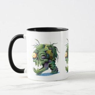 Bad Looking Green Head Mug