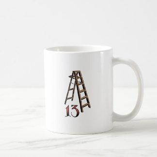 Bad Luck Coffee Mug