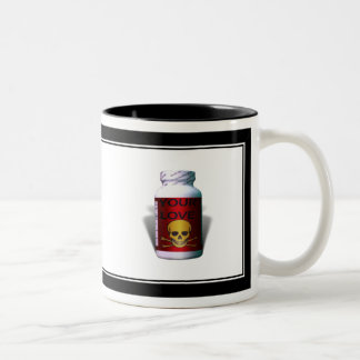Bad Medicine Two-Tone Coffee Mug