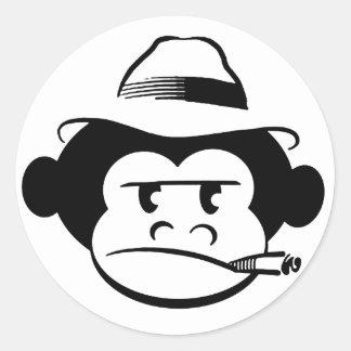 Bad Monkey sticker