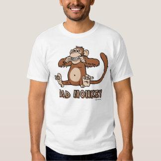 Bad Monkey t-shirt