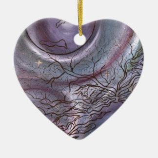 Bad Moon, Bad Ceramic Ornament