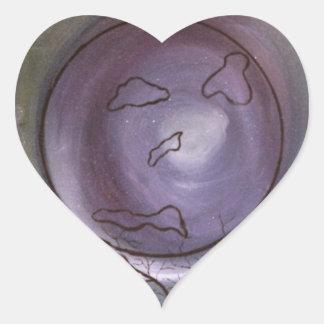 Bad Moon, Bad Heart Sticker