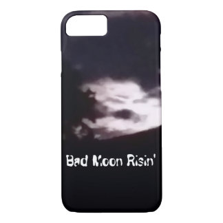 Bad Moon Risin' iPhone 7 case