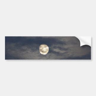 Bad Moon Rising Car Bumper Sticker