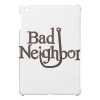 Bad Neighbor Logo Items iPad Mini Cases