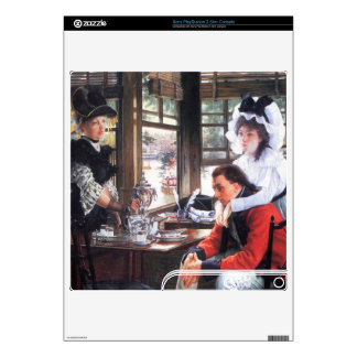 Bad news (The separation) by James Tissot PS3 Slim Console Decal