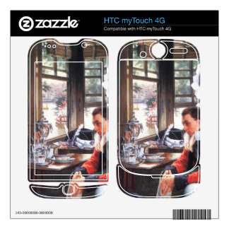 Bad news The separation by James Tissot HTC myTouch 4G Skins