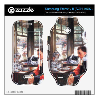 Bad news (The separation) by James Tissot Samsung Eternity II Skins