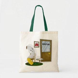 _bad news tote bags