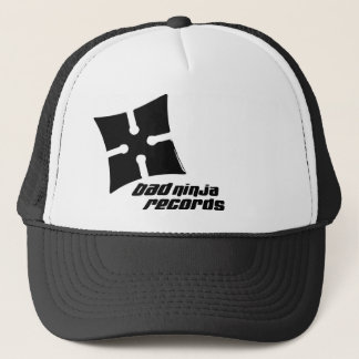 Bad Ninja Records Trucker Hat