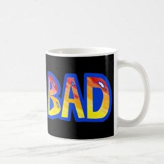 Bad Orange Spraypaint Graphic, Customize Me! Mug