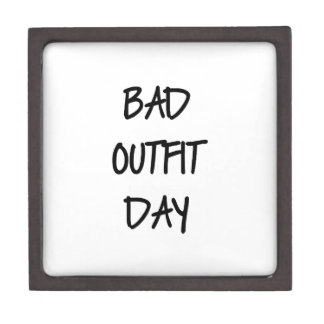Bad Outfit Day Gift Box