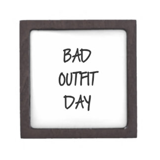 Bad Outfit Day Jewelry Box