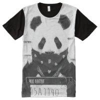 Bad panda All-Over-Print shirt