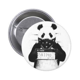 Bad panda button
