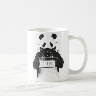 Bad panda coffee mug