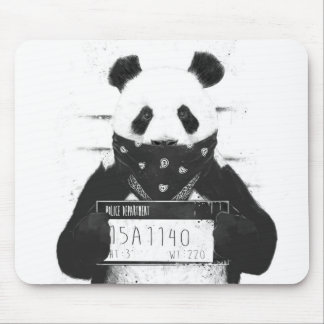Bad panda mouse pad