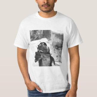 Bad Po Fo B/W T-Shirt