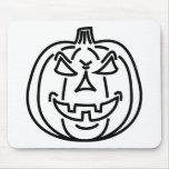 BAD pumpkin Alfombrilla De Raton