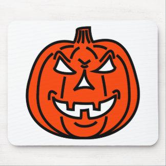 Bad pumpkin mousepads