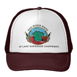 Bad River Band Chippewa Trucker Hat