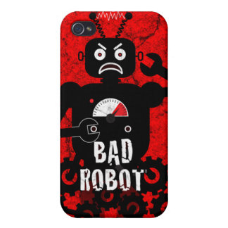 Bad Robot iPhone G4 Case