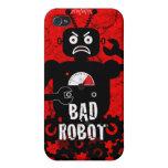 Bad Robot iPhone G4 Case iPhone 4/4S Case
