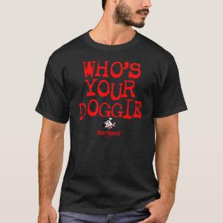 Bad Sammy Who's Your Doggie T-Shirt