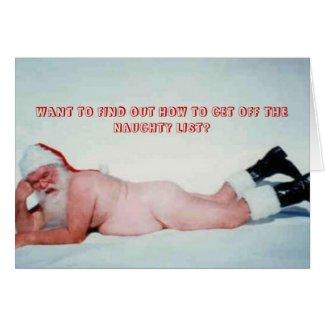 lmao bad santa funnies