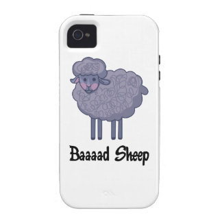 BAD SHEEP iPhone 4 CASES