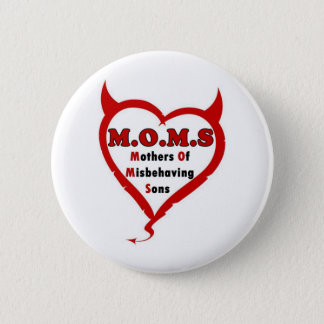 Bad Sons Full Pinback Button