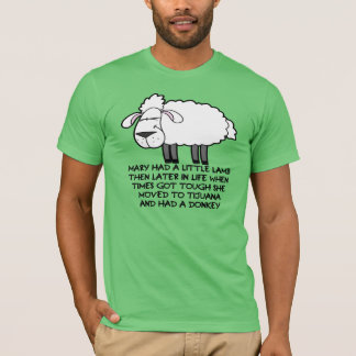 Bad taste nursery rhyme T-Shirt