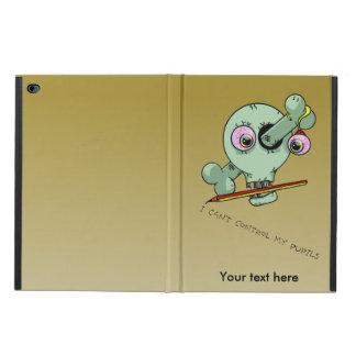 Bad Teacher Cute Skull Joke Powis iPad Air 2 Case