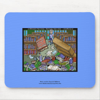 Bad Things Happen 2 Good People Fun Mouse Pad Mouse Pad