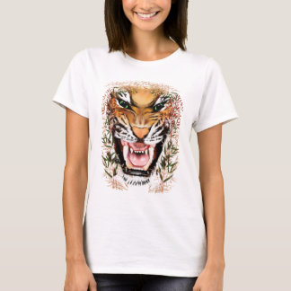 Bad Tiger Face Shirts