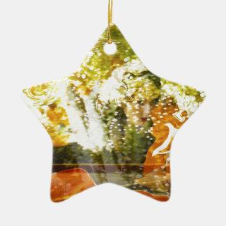 Bad Tink Ceramic Ornament