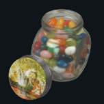 "Bad Tink Jelly Belly Jar<br><div class=""desc"">Original artwork to inspire the young at heart!</div>"