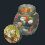 """Bad Tink Jelly Belly Jar<br><div class=""""desc"""">Original artwork to inspire the young at heart!</div>"""